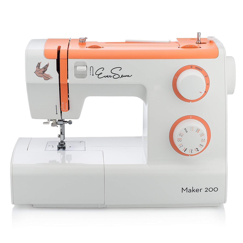 Eversewn Maker 200 Beginner Sewing Machines