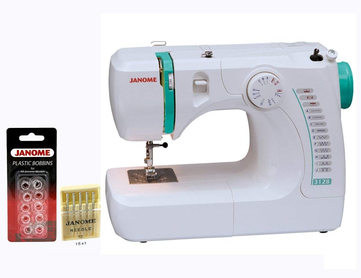 Janome 3128 Beginner Sewing Machines