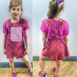 """Kids Clothing """"Love Child"""" - 3 Kids Sewing Projects"""