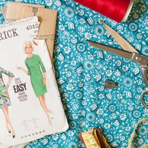 Learn to put together sewing patterns