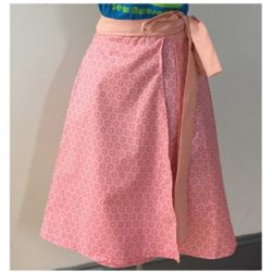 Kids Wrap Skirt