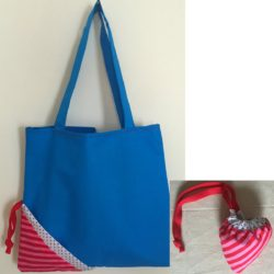 Strawberry Reusable Shopper