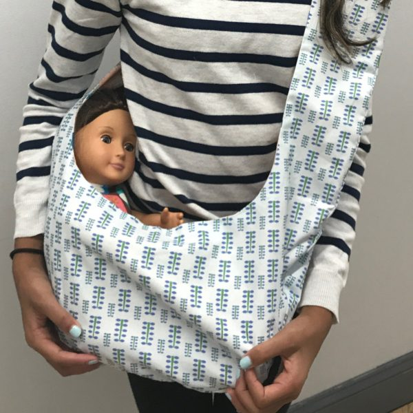 Doll Carrying Sling