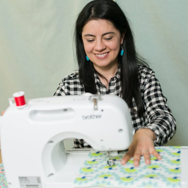 Sewing Machine Basics - 2 Hour Adult Sewing Class Curriculum